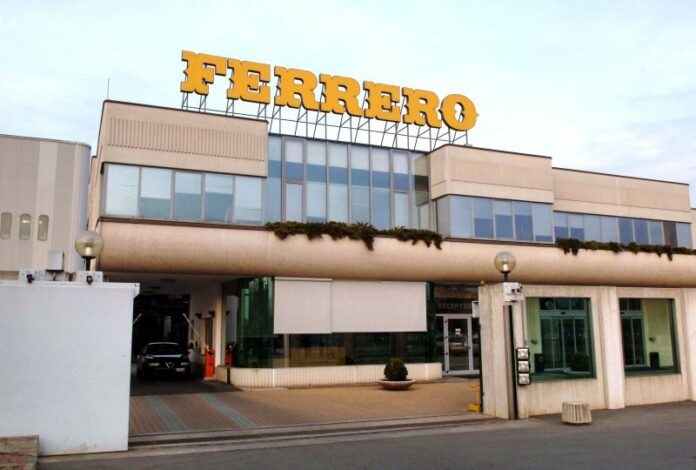 Ferrero, siglato l'accordo per il premio obiettivi 2019/2020