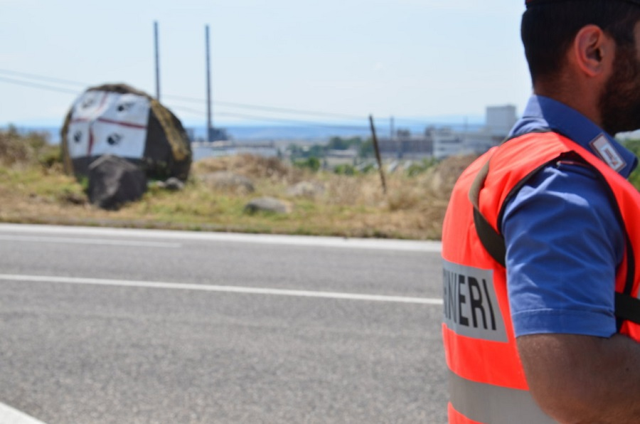 14 agosto Ottana arrestato dai Carabinieri per detenzione ai fini dispaccio di droga
