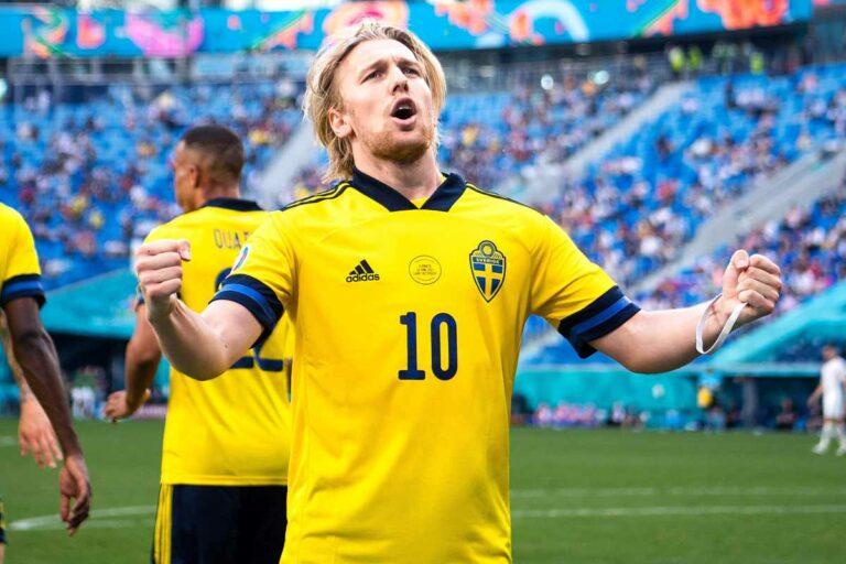 La Svezia elimina la Polonia e chiude in testa il girone E