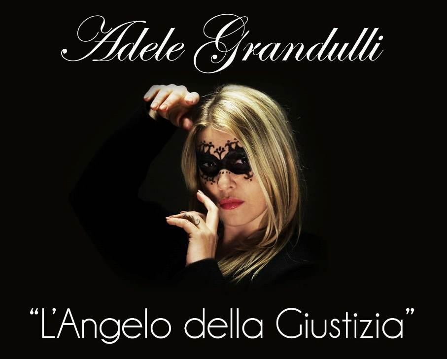 Adele grandulli nella copertina del nuovo brano