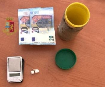 droga sequestrata ad Afragola