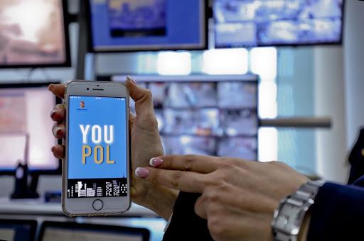 immagine schermata applicazione youpol della polizia di stato