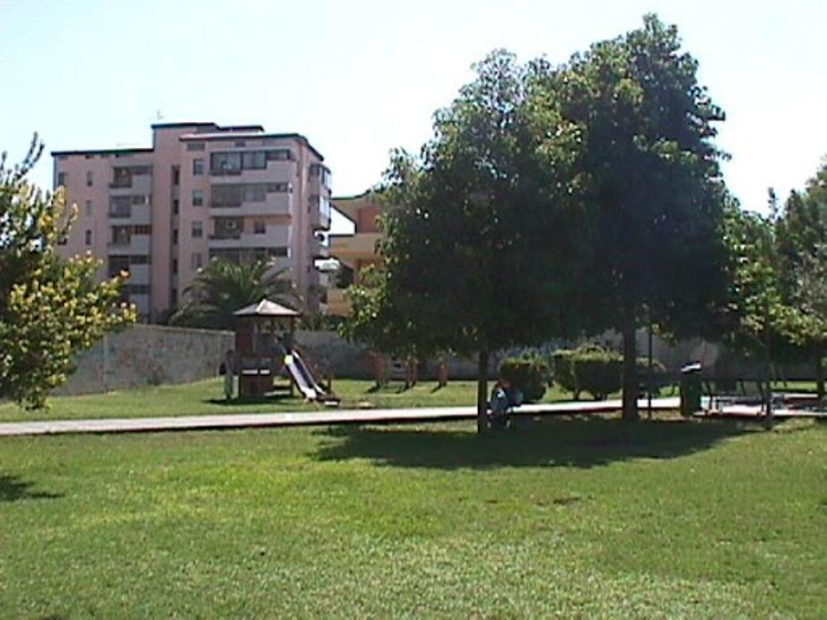 area verde a quartu sant elena