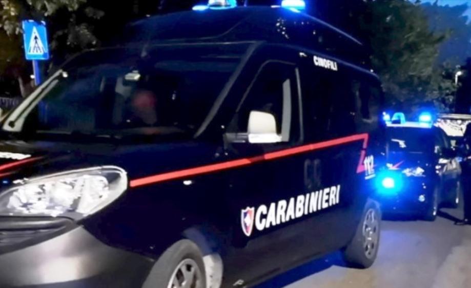 immagine carabinieri cagliari, arresto trasportatore di desulo