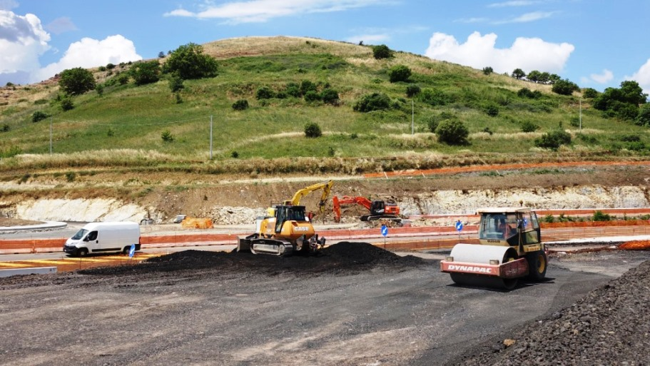 Dal 14 Giugno al via la ripresa dei lavori sulla Statale 131 tra Nuraminis e Villagreca