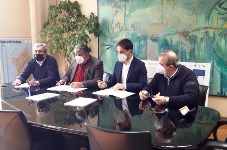 accordo tra regione e comune di la maddalena assessore sanna