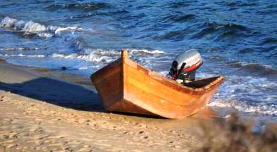 immagine barche sbarchi fantasma