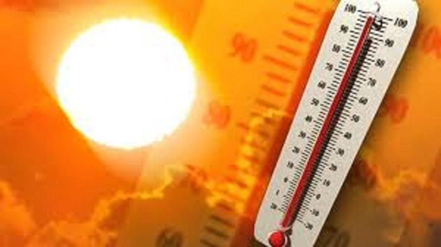 immagine calore clima