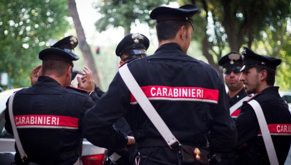 immagine carabinieri, morto suicida a pescara