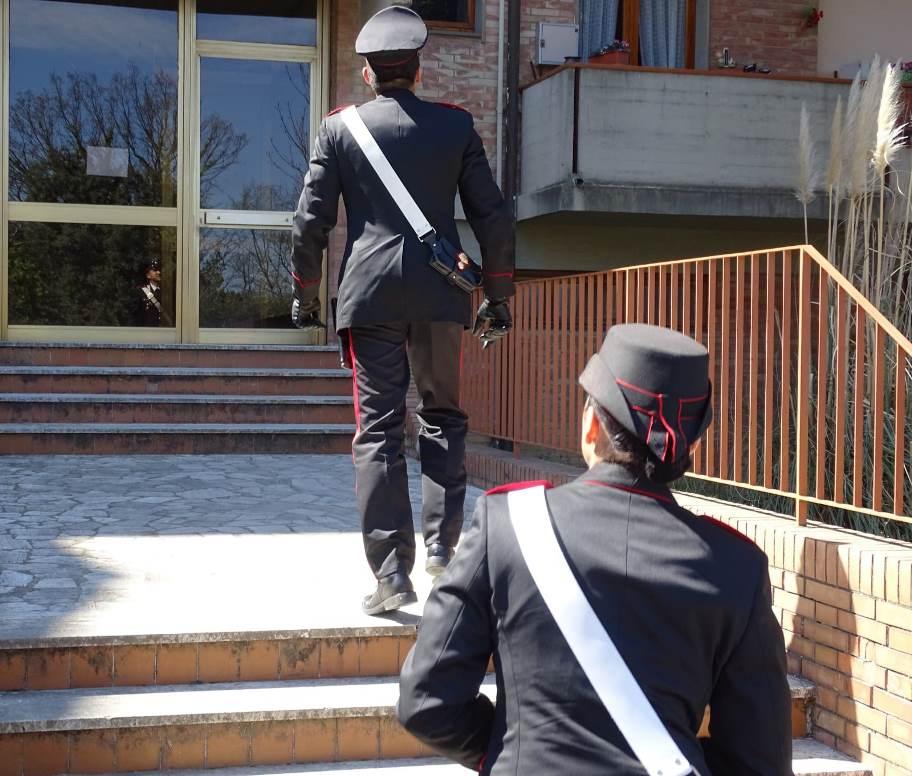 carabinieri san vito denunciato uomo di 66 anni per spaccio di droga