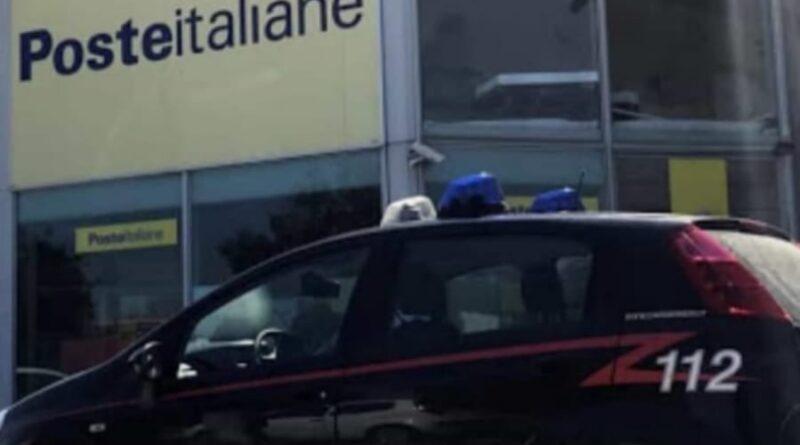 immagine carabinieri accordo con poste italiane