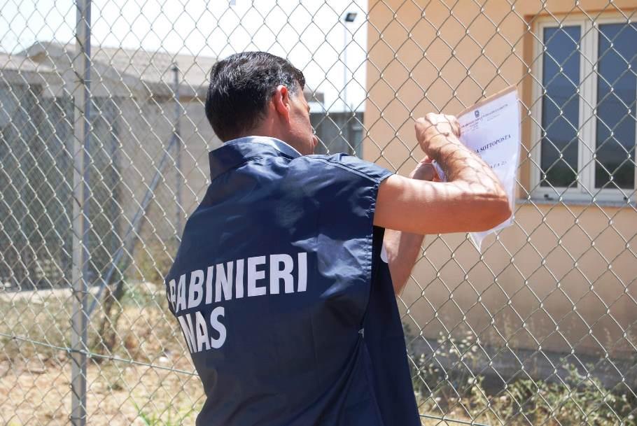 immagine carabinieri a carbonia