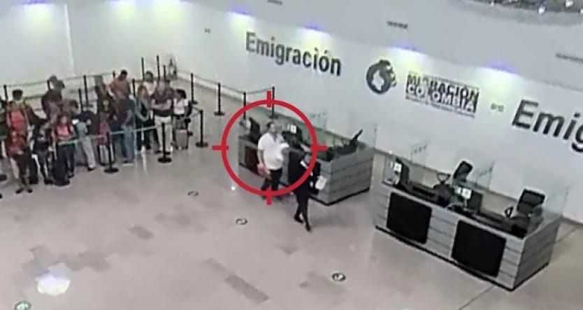 Immagine Colombia Catturato italiano che intendeva portare un bambino fuori dal paese con documenti falsi
