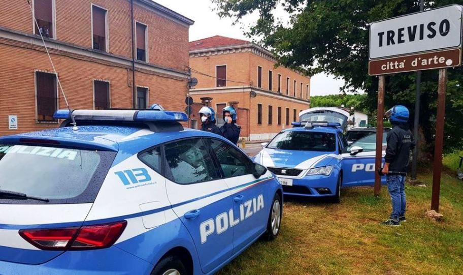 immagine Centro per migranti Caserma Serena Treviso