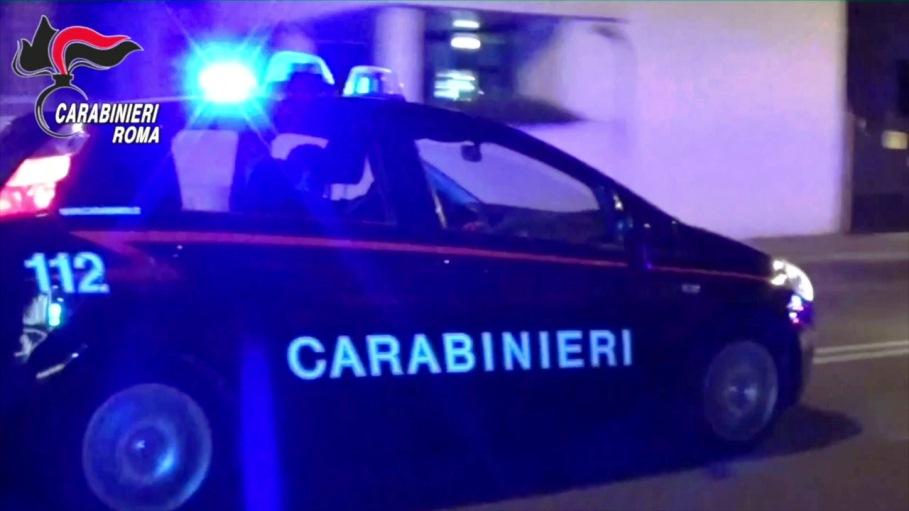 immagine operazione dei carabinieri