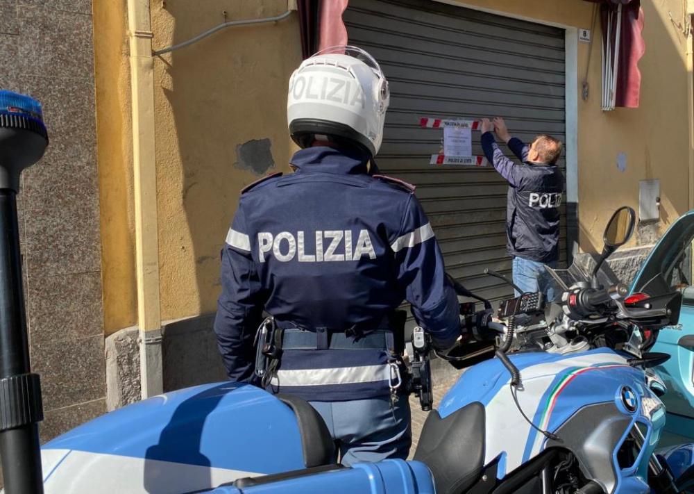 immagine circolo privato is mirrionis chiuso dalla polizia