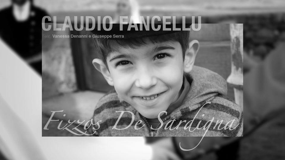 immagine della copertina del disco Fizzos de Sardigna di Claudio Fancellu