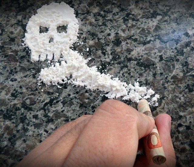 cocaina, droghe
