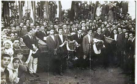 commemorazione gonnesa moti 1906