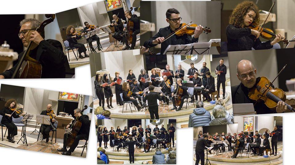 immagine concerto di sabato 11 gennaio Le vie della musica nella chiesa di santo stefano a quartu