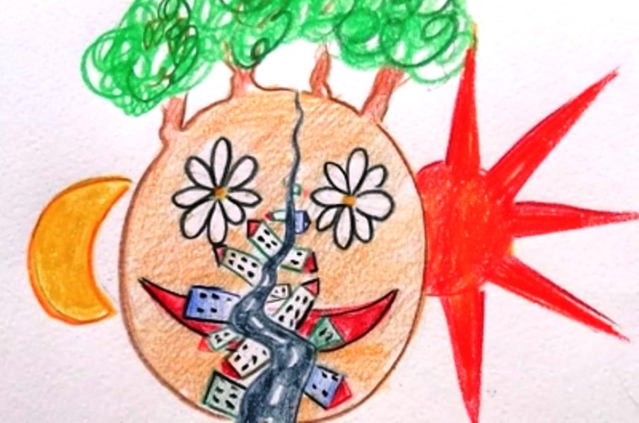 immagine disegno bambini scuole primarie