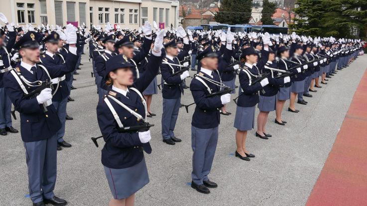 immagine concorso polizia assunzione di 1650 nuovi allievi agenti