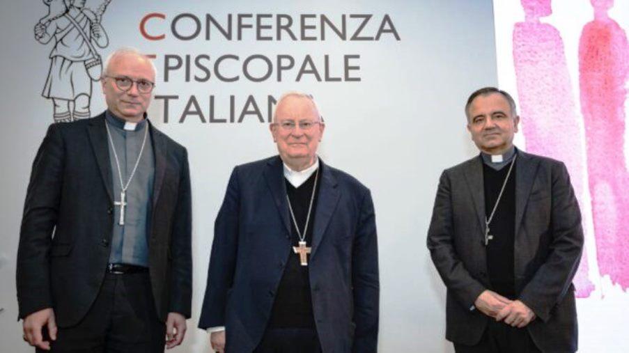 Mons. Baturi eletto Vice Presidente della Conferenza Episcopale Italiana