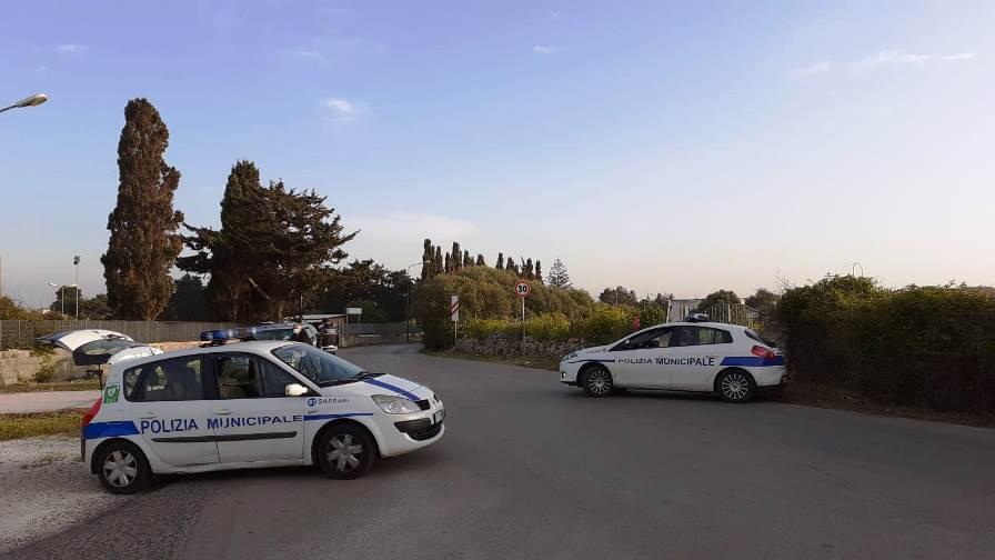 controlli polizia locale a sassari