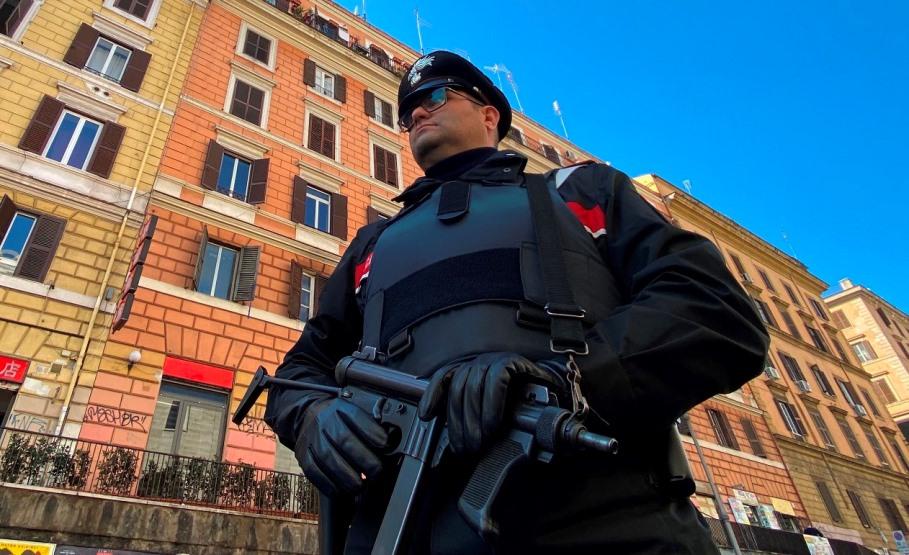 carabinieri di roma