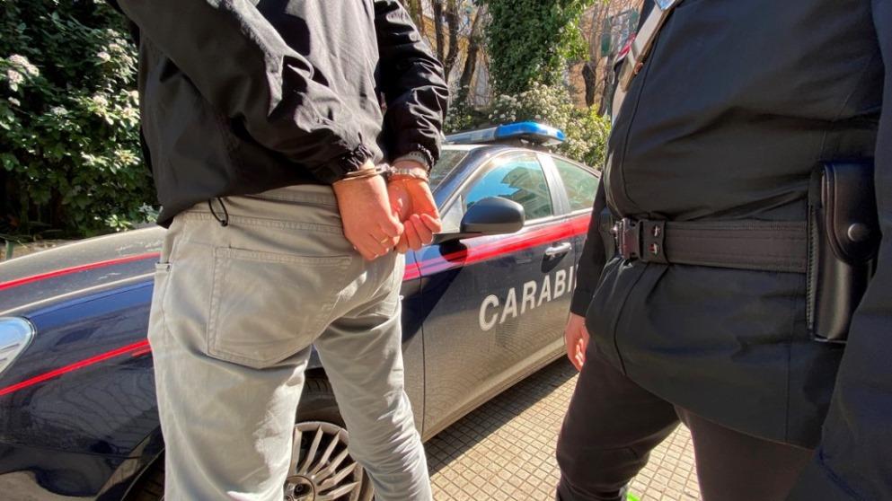 carabinieri roma lazio