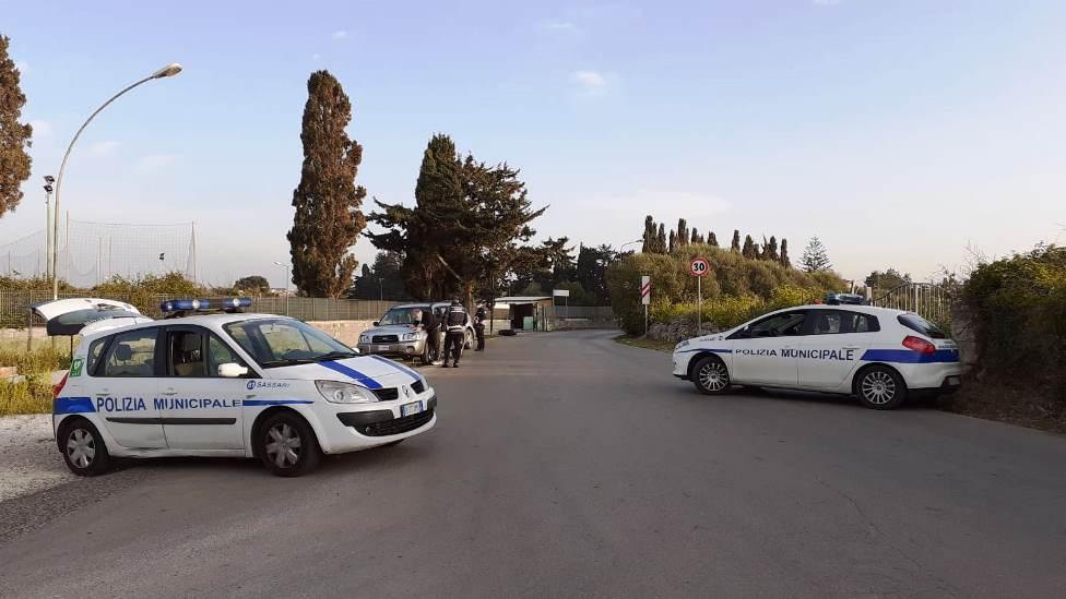 controlli polizia locale sassari