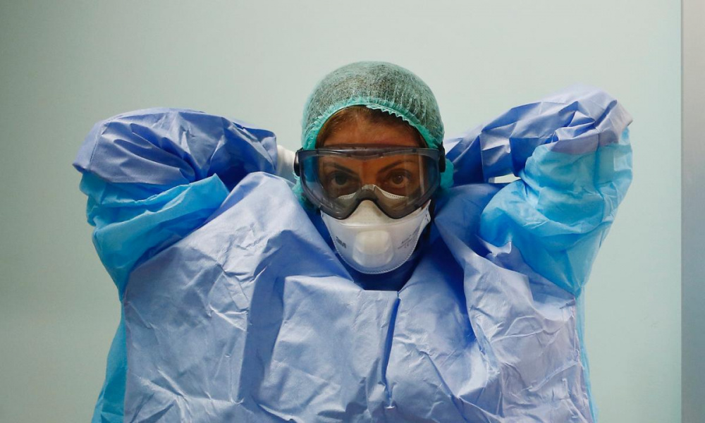 immagine medici coronavirus