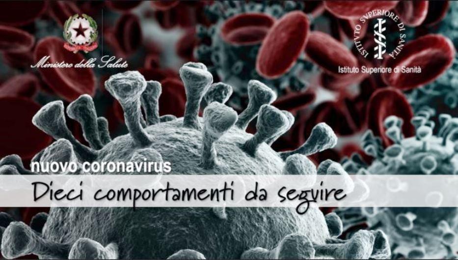 immagione coronavirus