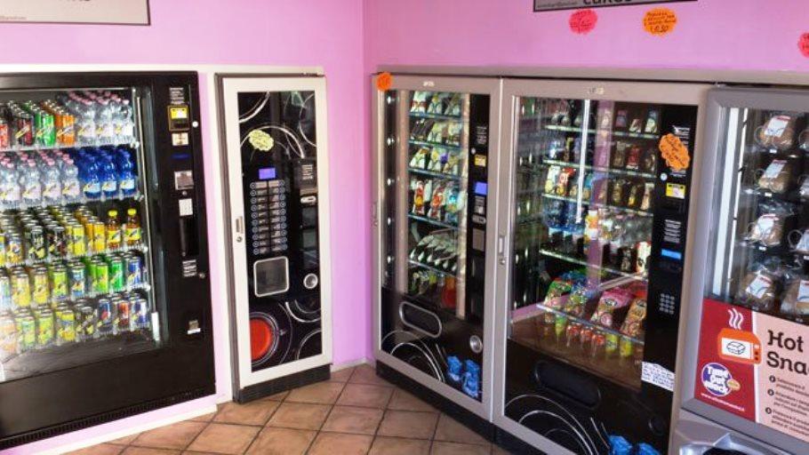 immagine distributori automatici