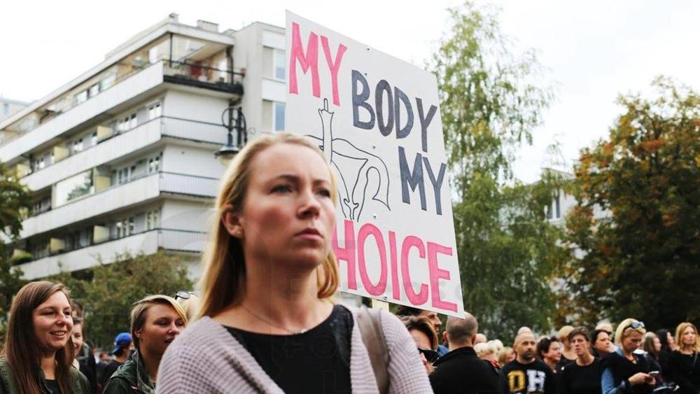 Protesta legge anti-aborto Polonia