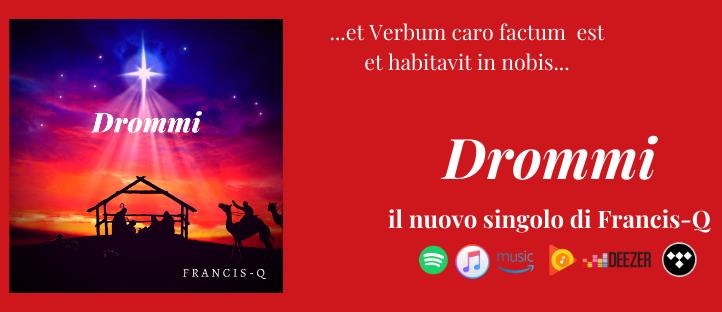 Immagine La copertina del nuovo disco di Francis-Q