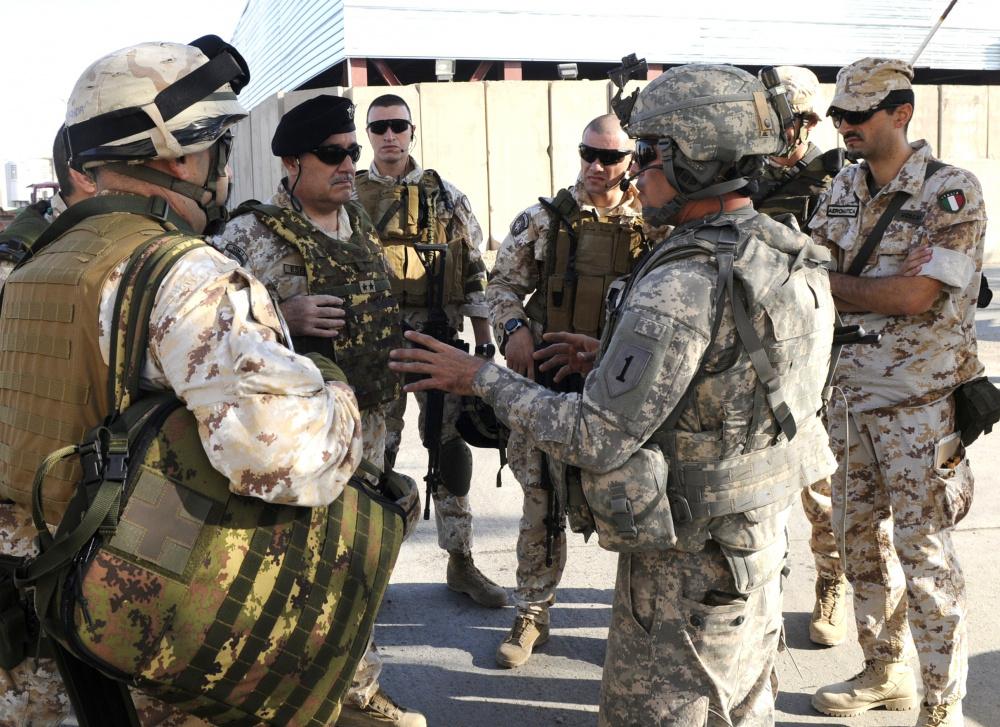 esercito italiano in iraq
