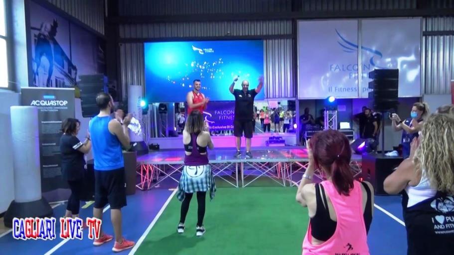 Festa del Fitness: Sport e Musica insieme per un nuovo inizio. Il Reportage di Cagliari Live