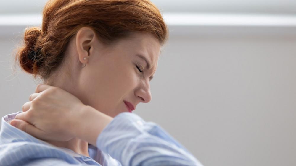 immagine di persona affetta da fibromialgia