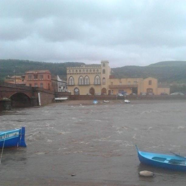 Maltempo in Sardegna