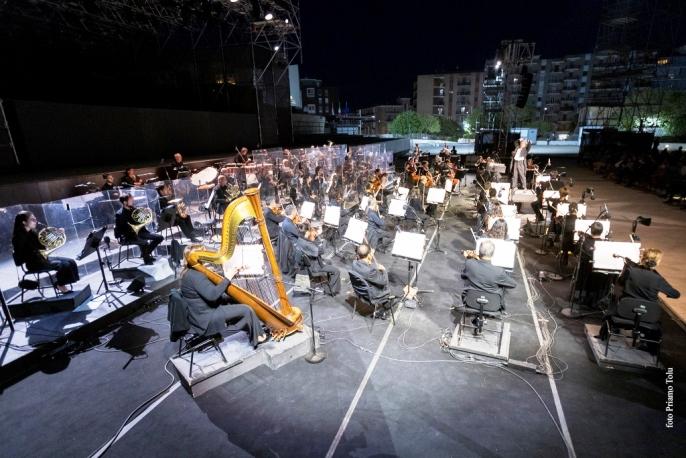Foto Orchestra 14 Luglio 21 (foto Priamo Tolu)
