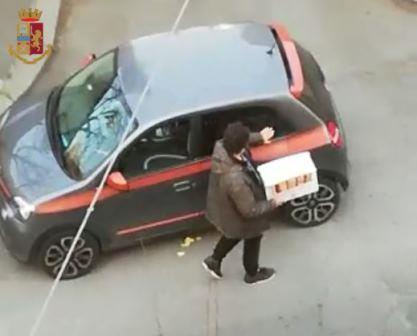 furto alimenti roma 3