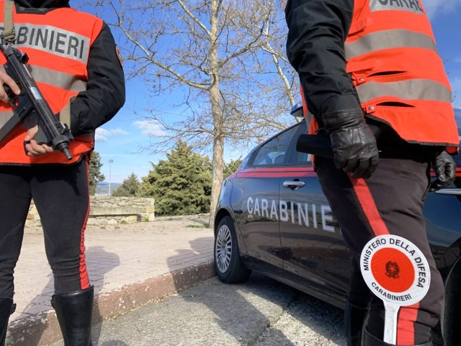 carabinieri genoni