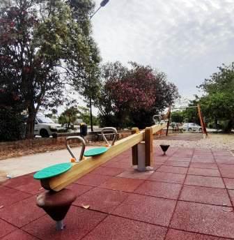 giochi per bambini parco sassari