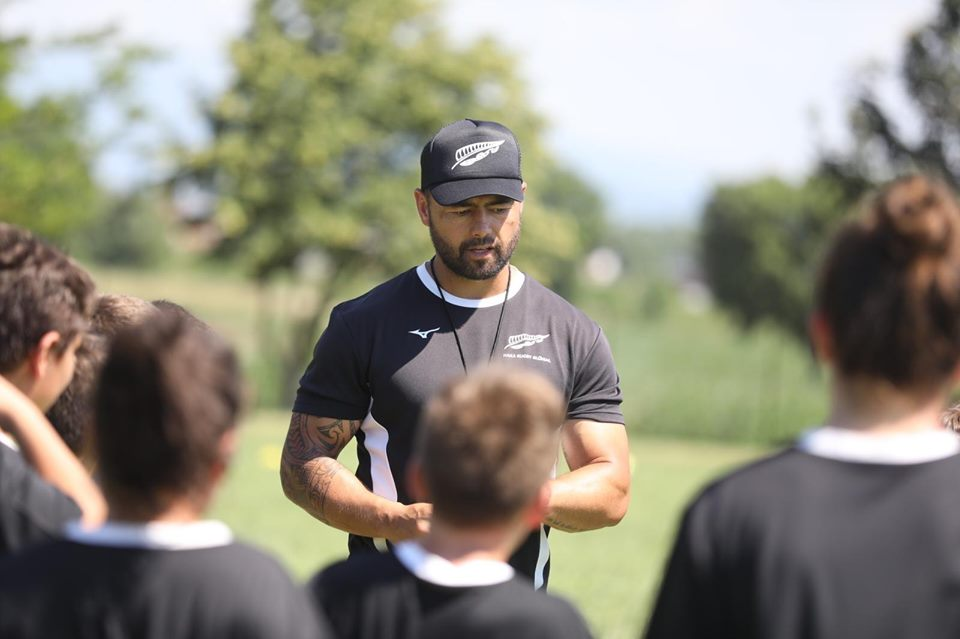 """A Capoterra l'edizione 2021 dell'Haka Rugby Global Elite Camp"""" con Paul Griffen e Troy Nathan"""