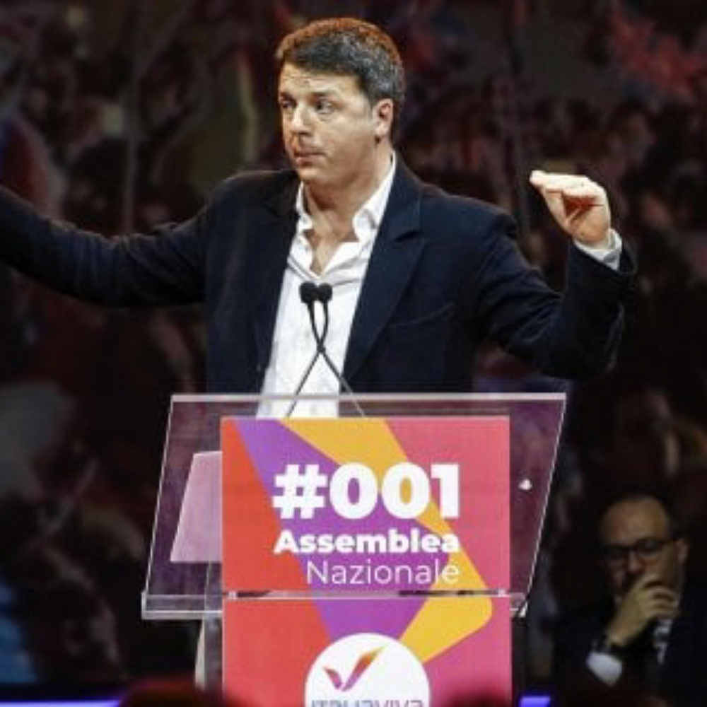 Bonafede scontro con Renzi
