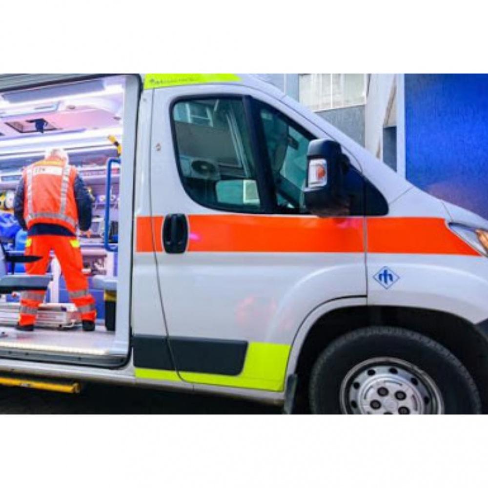 ambulanza, donna investita a senorbì