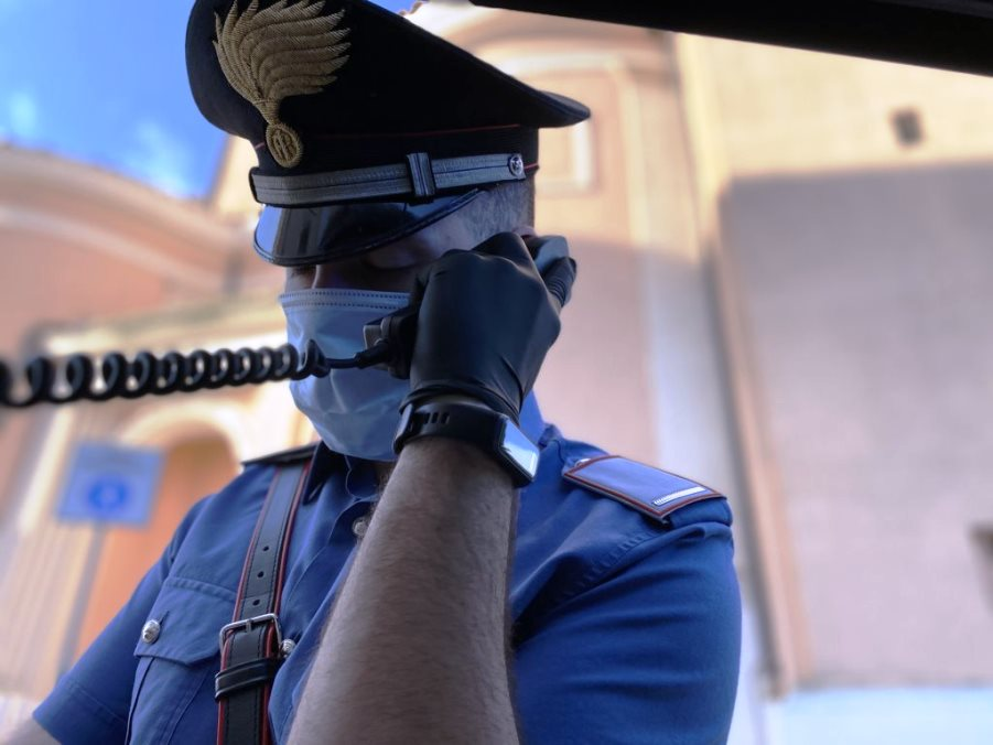 carbinieri nuoro