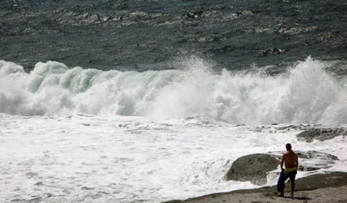 Immagine Vento forte in Sardegna