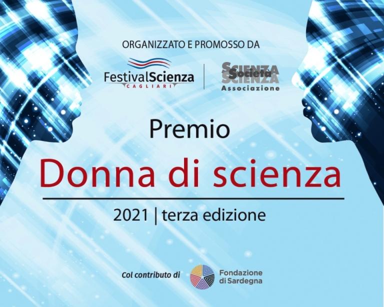 """Terza edizione del Premio """"Donna di scienza"""""""